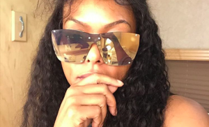 Taraji P. Henson Opens up About Past Abusive Relationship