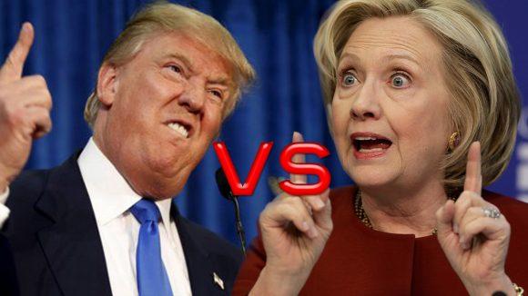 The third presidential debate – Trump Vs Clinton