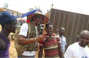 Nigerian actor predicts NPP to win 2016 elections