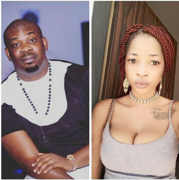 Lady who placed marriage curse on Don Jazzy speaks