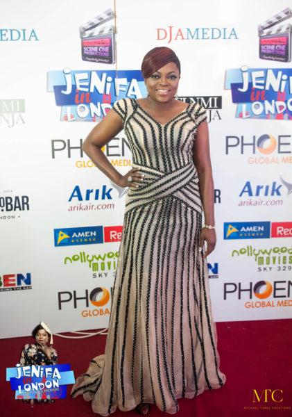 'Jenifa in London' premiere