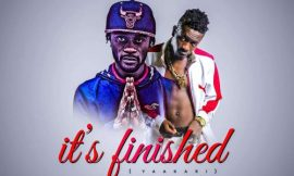 It's Finished (Yaakari) from DJ Manni x Shatta Wale