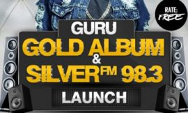 "November 26 is set for the ""Gold Album"" launch, Guru"