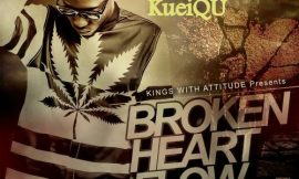 'BROKEN HEART FLOW' single from 1fame featuring kqueiQu