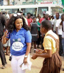 Video: Nana Ama McBrown on campaign against cholera