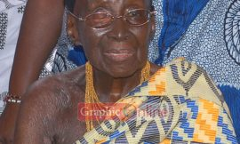 Queenmother of Asanteman passes' on