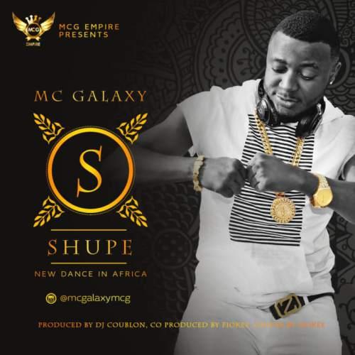 New single from MC Galaxy 'Shupe'