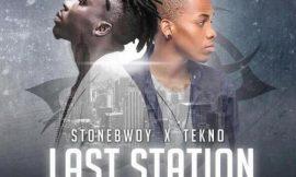 Tekno x Stonebwoy drops 'Last Station'