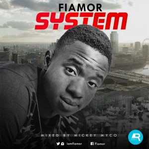 Fiamor drops new song titled 'System'