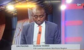 Elections casualty: Kafui Dey sleeps on live TV