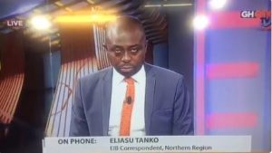 Elections casualty: Kafui Dey sleeps on live TV