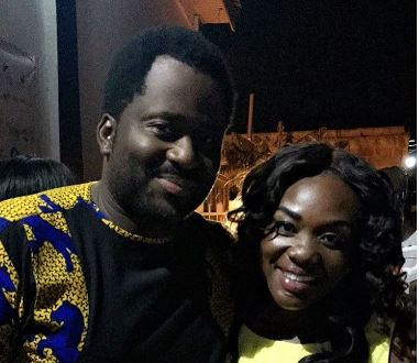 Emelia Brobbey and Desmond Elliot!!! are they dating?
