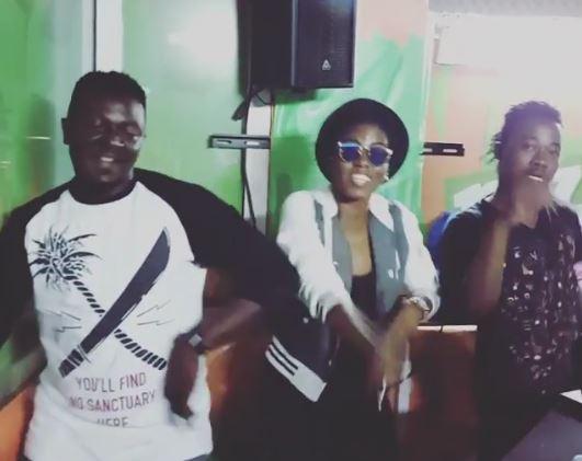 MzVee freshens the air at YFM