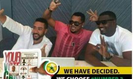 Van Vicker & Majid Michel's name deleted from endorsement picture, NDC