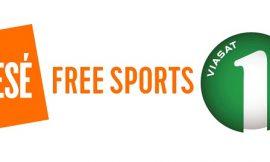 Viasat 1 taken over by Kwesé Free Sport