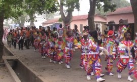 Pictures & Video: Christmas in Tadi-A colourful experience