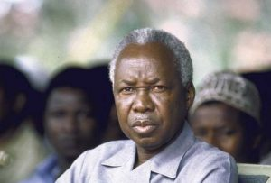 Faces Of Africa – Mwalimu Julius Nyerere