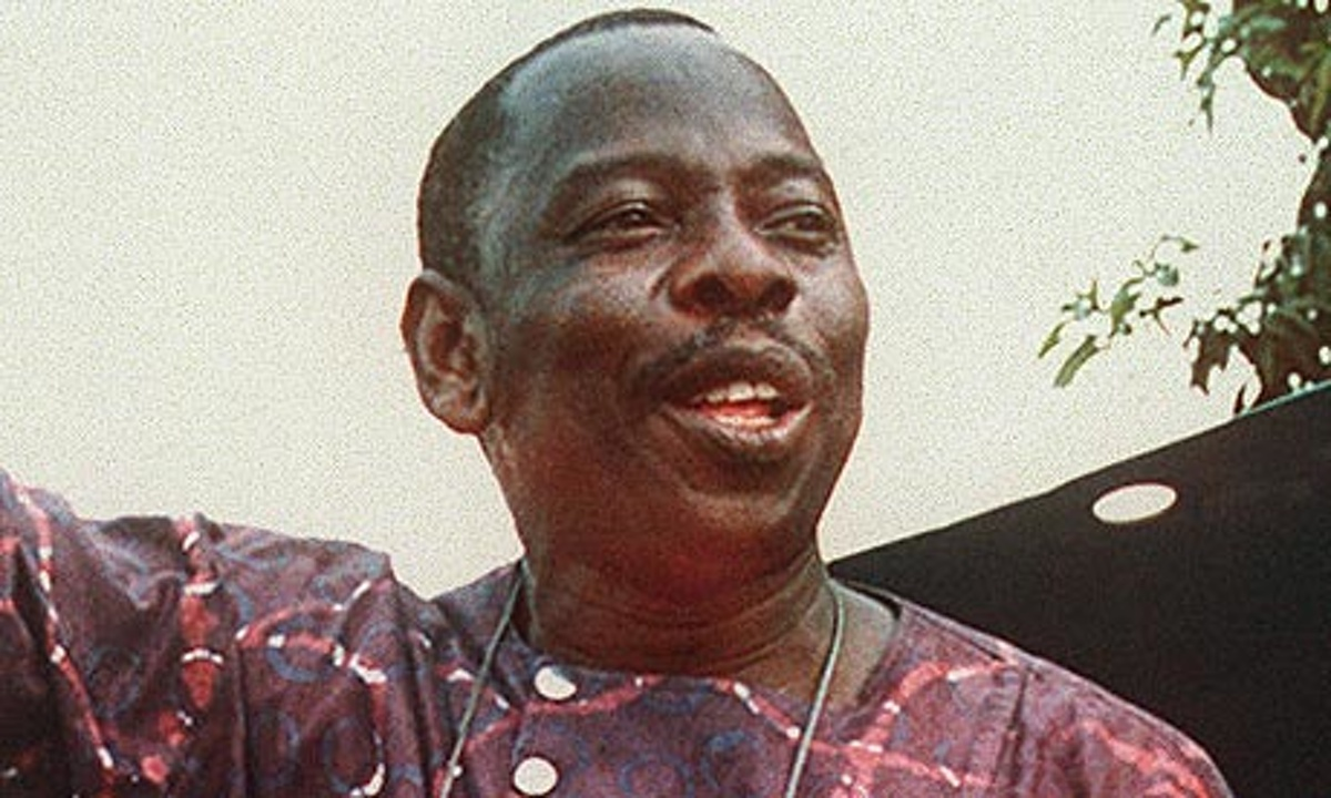 Faces Of Africa – Ken Saro-Wiwa: All For My People
