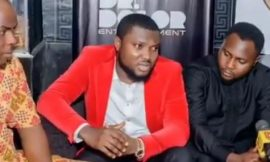 Dr Dolor launch his Music Label