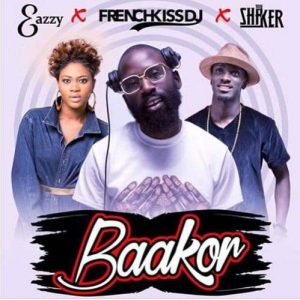 """Club banger from Eazzy, Shaker and DJ FrenchKiss called """"BaaKor"""""""