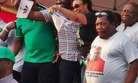 John Dumelo taunts NPP