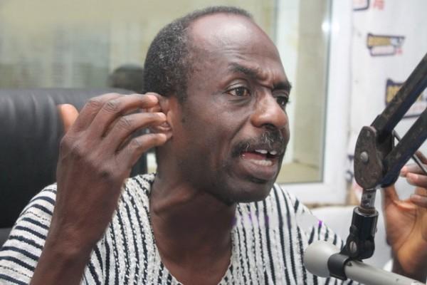 Message of hope or defiance: We'll devise a plan to rule Ghana – Aseidu Nketia