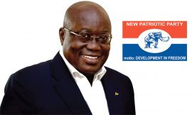 Video: Wild jubilation on Legon campus after Nana Addo is declared winner