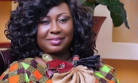 Gifty Anti shares inspiration from Nana Addo's victory