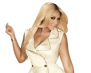 Tamar Gets Real Messy?