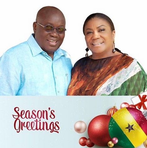 President-Elect Akufo-Addo's Christmas Message To Ghanaians