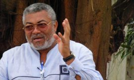 Faces Of Africa – The Jerry Rawlings
