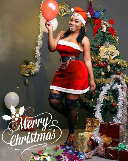 Chrismas Wishes from Moesha Boduong