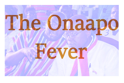 'Onaapo' fever and Culture