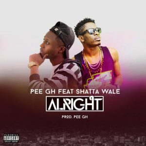 Pee Gh drops 'Altight' featuring Shatta Wale