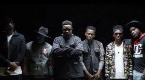 Visuals: Sarkodie drops Trumpet featuring TeePhlow, Medikal, Strongman, Koo Ntakra, Donzy & Pappy Kojo
