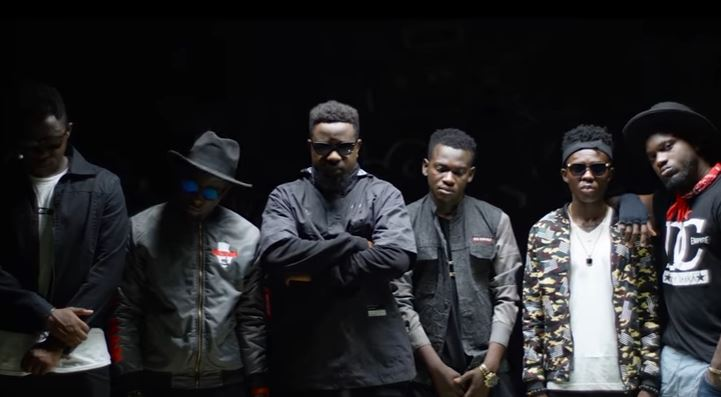 Visuals: Sarkodie drops Trumpet featuring TeePhlow, Medikal, Strongman, Koo Ntakra, Donzy & Pappy Kojo