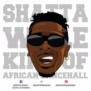 "Christmas song from Shatta ""Bronya"""