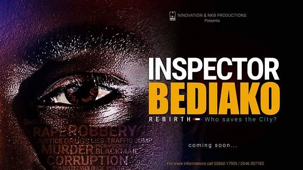Rebirth of 'Inspector Bediako'
