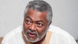 Did J J Rawlings vote NPP to fight corruption?