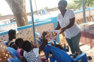 Video: Emelia Brobbey celebrates birthday with Orphans