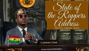 Flowking Stone releases 'State Of The Rappers Address'