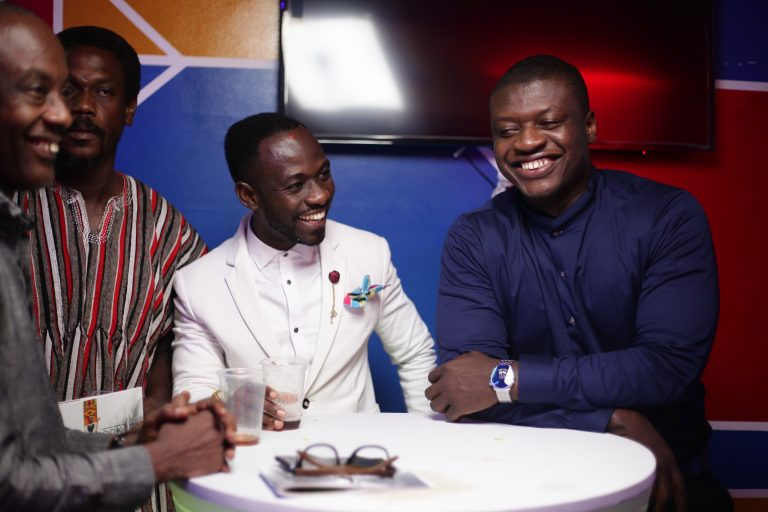 Okyeame Kwame Becomes First Ghanaian Artiste To Launch a Brand Book