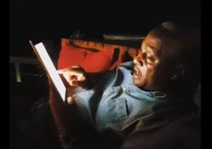 Ex-President John Mahama sings Barry White's song