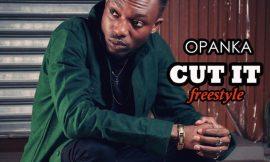 'Cut it' freestyle from Opanka