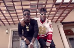 Visuals: Hosanna from Shatta Wale featuring Burna Boy