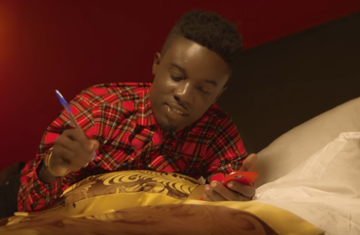Visuals: 'Letter To Yvonne Okoro' featuring Kelvin Black from Criss Waddle