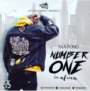 'Number One In Africa (Amendwo)' from Yaa Pono