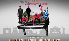The Vodafone Ghana Music Awards, 8th April