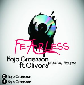 FEARLESS, single from Kojo Graesson featuring Olivans