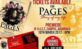 Premieres: PAGES drama on March 10